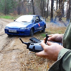 Remote-controlled vehicles